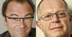 Un messager pour l'Europe de l'Autrichien Robert Menasse (Buchet Chastel), et Vera du Belge Jean-Pierre Orban (Mercure de France), ont remporté mardi 8 décembre le 9e prix du