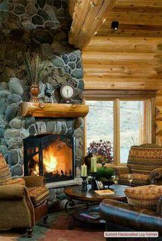 "Rustic Home Designs ""Dream Home"" #macysdreamfund"