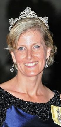 HRH The Countess of Wessex nee Sophie Rhys-Jones