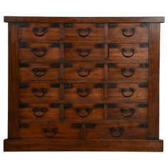 Antique Japanese Chest of Drawers Meiji Period Century. Japanese Furniture, Asian Furniture, Home Furniture, Furniture Design, Furniture Storage, Japanese Shop, Shop Storage, Cabinet Styles, Chest Of Drawers