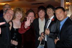 Jeff Beck with Ron Wood, Jack Bruce and a few friends.