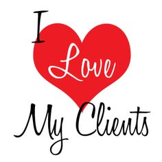 "I've said it before and I'll say it again. I Love, Love, Love my Clients! Each day I go to ""work"" and I get the pleasure of pampering, beautifying and connecting with really great people! Thanks to ALL of my amazing clients for making a difference in my everyday....you're the BEST!! www.thenaillady.com"