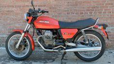 1980 Moto Guzzi V35