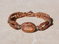 cantera opal bracelet