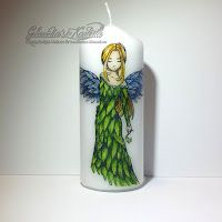 Claudia's Karteria Candle Lanterns, Candles, Blog, Christmas Ornaments, Holiday Decor, Crafts, Home Decor, Boxes, Bricolage