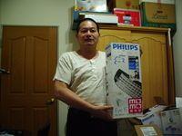 飛利浦 Philips 鉑光防眩檯燈FDS668【黑】,得標價格11元, 最後贏家ag012066:感謝各位讓我4枚Q幣得標飛利浦 Philips 鉑光防眩檯燈FDS668【黑】謝謝快標網