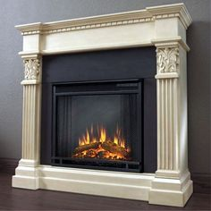 14 best indoor propane fireplaces images on Pinterest | Propane ...