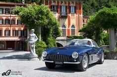 Ferrari - 2012 Villa d'Este, Lago di Como, Italy