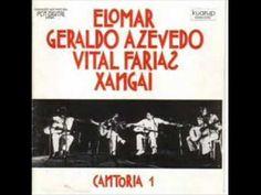 Cantoria 1 - Matança (Jatobá) // Elomar, Vital Farias, Geraldo Azevedo e Xangai - CANTORIA 1  O álbum é uma gravação ao vivo realizada em 1984 e traz músicas de Elomar, Geraldo Azevedo, Vital Farias e Xangai. // brazil songs