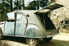 2CV Enac de 1965