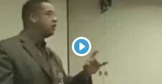 Leaked Video Shows DNC Candidate Claiming Jews 'Benefited' From 9/11 - Many Top Dems on The Hill are pushing for Muslim Rep. Keith Ellison (D-MN) to be elected as head of the DNC. The video shows him speaking to a group, pushing the conspiracy theory that Jews were behind the 9/11 WTC attacks & benefitted due to the Muslim backlash. That they would choose a man who defends Louis Farrakhan, compared G.W. Bush to Hitler AND takes donations from terrorist-connected CAIR is simply reprehensible.