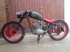 Simson Fighter Mhl