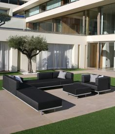 Sofas de jardin | LAZY | Royal Botania | Kris van Puyvelde. Check it out on Architonic
