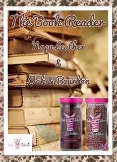 You will feel like your in a cozy library at home ready to study, read, or just relax! And the great part is they are only $8 a jar and last 30% longer than other wax competitors! You can find them here https://pinkzebrahome.com/hannahspringer