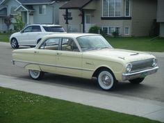1962 Ford Falcon 4 Door Sedan Ford Falcon Fairlane Classic Cars