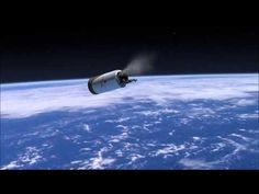 SpaceX Animation - if this all comes on stream it will revolutionise space travel