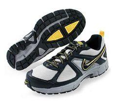 a1d438d57af62f Nike Boy s Dart 9 Running Sneaker Shoes-Gray Navy Yellow Nike.  36.05