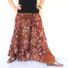 butterfly with flowerbrown tone  Thai batik  by meatballtheory, $25.00