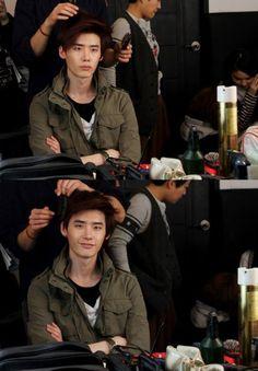 Lee Jong Suk Lee Jong Suk Cute, Lee Jung Suk, Lee Seung Gi, Korean Star, Korean Men, Korean Actors, Asian Actors, School 2013, Han Hyo Joo