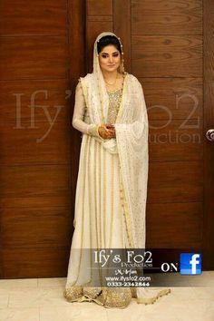 Pakistani Bride - Baraat dress