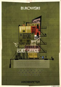 "Gallery of Federico Babina's ARCHIWRITER Illustrations Visualize the ""Architecture of a Text"" - 13"