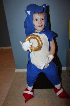 Sonic the Hedgehog Toddler Costume  sc 1 st  Pinterest & Steve Jobs Toddler Costume with Felt iPhone Tutorial   Inspired to ...