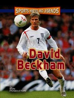 J 921 BEC. Presents a career biography of soccer player David Beckham and includes personal and professional statistics.