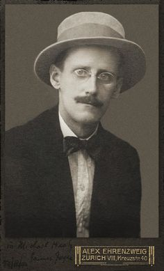 James Joyce, James Augustine[1] Aloysius Joyce (2 February 1882 – 13 January 1941) was an Irish novelist and poet