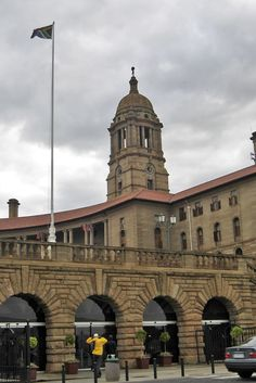 Pretoria, South Africa - Travel Photos by Galen R Frysinger, Sheboygan, Wisconsin - Union Buildings Old Buildings, Abandoned Buildings, Pretoria, Africa Travel, Cape Town, Travel Photos, South Africa, Sheboygan Wisconsin, Country