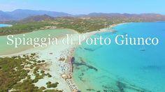 SARDINIA SPIAGGIA PORTODIGIUNCO 4K Travel Videos, Sardinia, Beach, Water, Outdoor, Porto, Gripe Water, Outdoors, The Beach