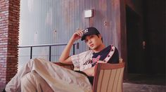 "kaibility: """"#MLBCREW — jongin for MLB 2018 S/S "" """