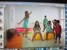 En Great for Kids www.greatforkidsmadrid.com los niños aprenden inglés jugando con un nuevo método diseñado por psicólogos