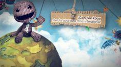 Little Big Planet by Black Dog, via Behance