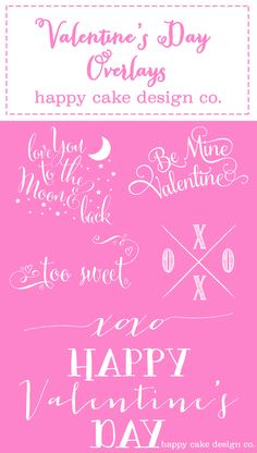 c9e4724e9a0 Free Valentine s Day overlays. Download available on Facebook page.  https   www