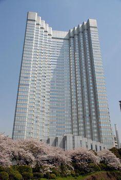丹下健三 Kenzo Tange 赤坂プリンスホテル新館 -1982