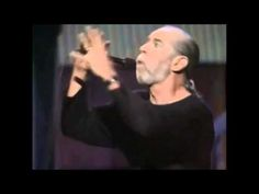 George Carlin Near Miss - http://lovestandup.com/george-carlin/george-carlin-near-miss-2/