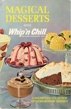 102 Best 1950's, 1960's, 1970's Recipes images in 2018