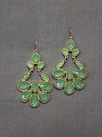 Minty Afternoon Earrings-pretty earrings
