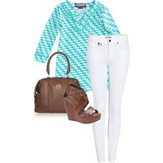 """Spring Essentials"" by raining-crystals on Polyvore"