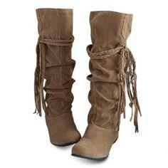Boots For Women | Womens Winter Boots Cheap Online | DressLily.com ...