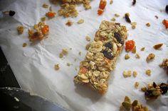 Granola Bars by shutterbean