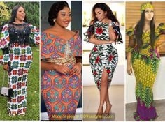 30 Pictures – 2020 Ankara Gown Styles: Long and Short Dresses To Make Your Weekend. Lace Dress Styles, Ankara Dress Styles, Ankara Gowns, Fashion 101, Fashion Advice, Latest Fashion Trends, African Print Fashion, African Fashion Dresses, Unique Dresses