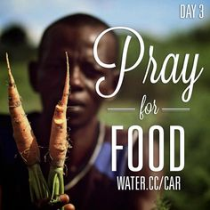 Pray for Food in Central African Republic #CAR   www.water.cc/car
