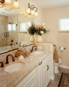 Bathrooms - traditional - bathroom - san diego - by Marrokal Design & Remodeling