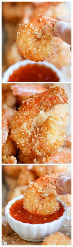 Coconut Shrimp - You wont believe how easy this is to make, and its so much cheaper and tastier to make it right at home!