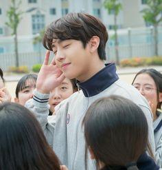 Hot Korean Guys, Cute Korean, Handsome Korean Actors, Handsome Boys, Drama Korea, Korean Drama, F4 Boys Over Flowers, Ahn Hyo Seop, Joon Hyuk
