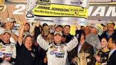 So money: Most lucrative Sprint Cup championships in NASCAR history | FOX Sports