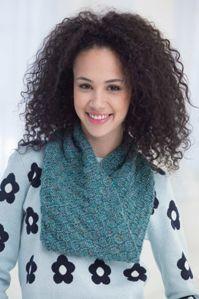 Knit Tweed Cowl