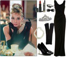 Holly Golightly-Audrey Hepburn costume