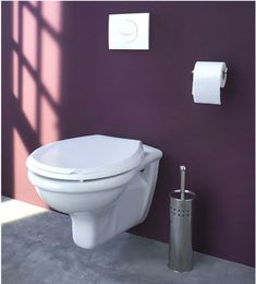 Best peinture toilette design ideas for Peinture toilette